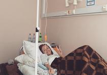 Многодетная мать Татьяна Белькова: «Я знаю, что рак лечится!»