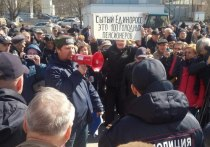 «Марш был небезопасным». Самарского депутата Матвеева оштрафовали
