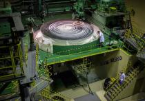 Подмосковные ученые отполировали шестиметровое зеркало самого большого телескопа России