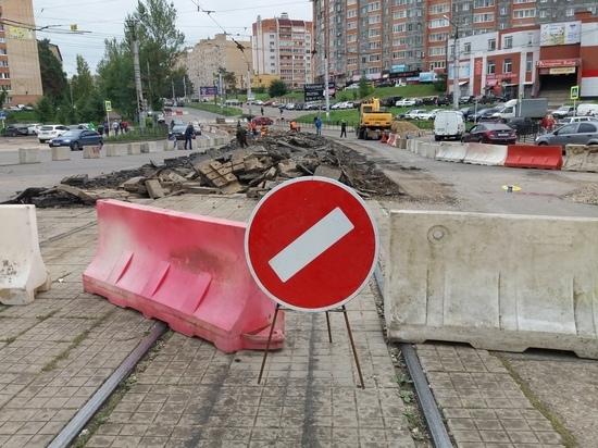 В администрации города обсудили ремонт трамвайных путей на перекрестке улиц 25 Сентября и Румянцева