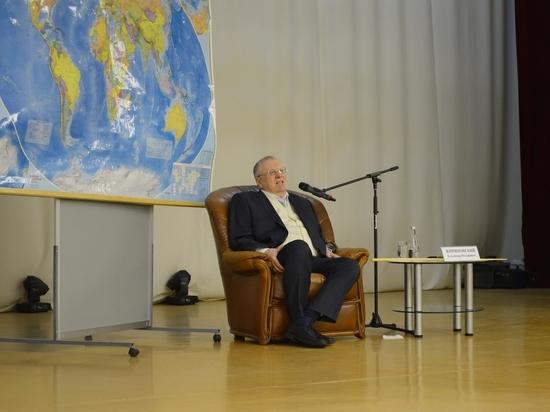 Владимир Жириновский посетил Смоленскую область